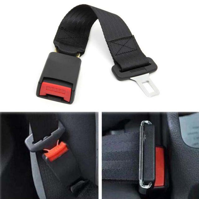Universal Car Safety Belt Extender