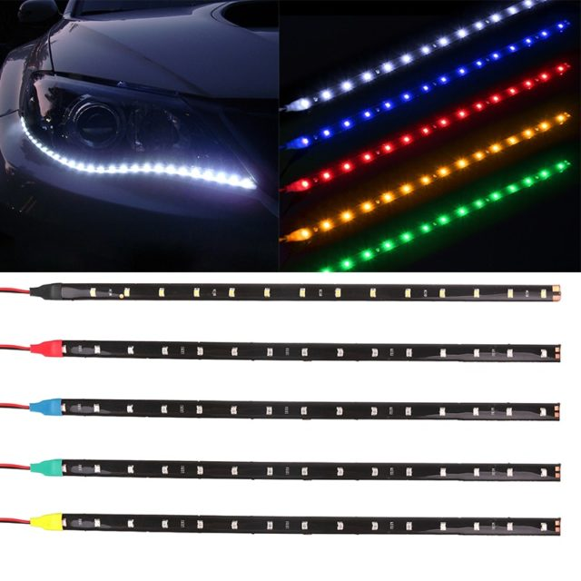 Waterproof Car Decorative LED Strip Light