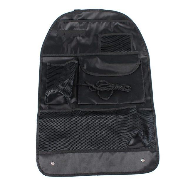Multi Pocket Car Back Seat Organizer