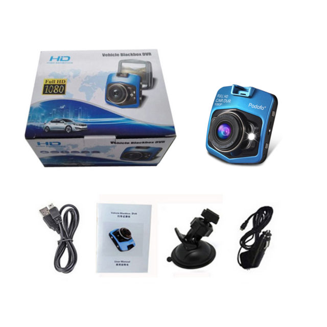 Mini 1080P Full HD Dash Camera