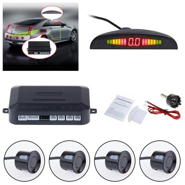 Car Auto Parktronic with 4 Sensors