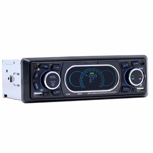 Car Radio with Remote Control